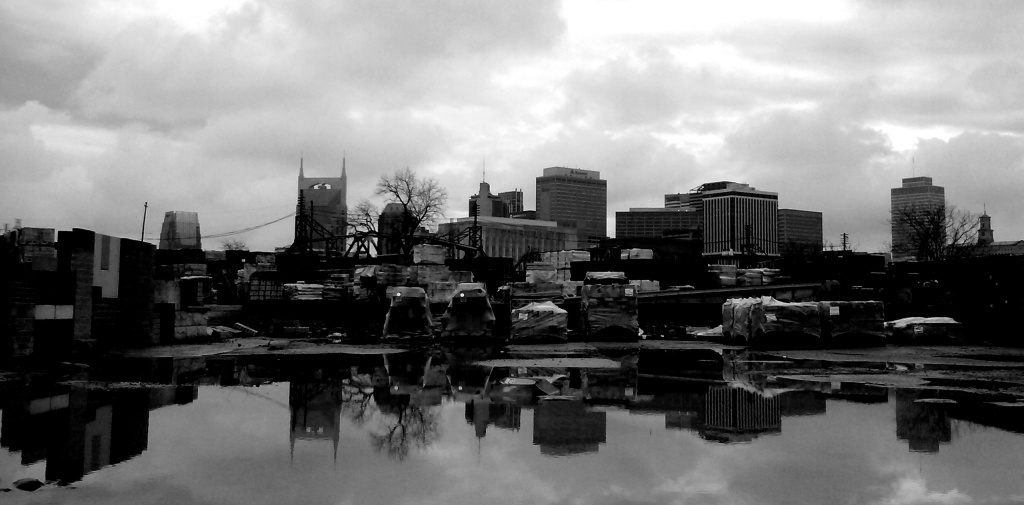 nashvilleskylinebw